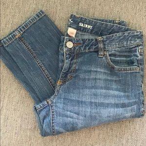 Skinny jeans size 7